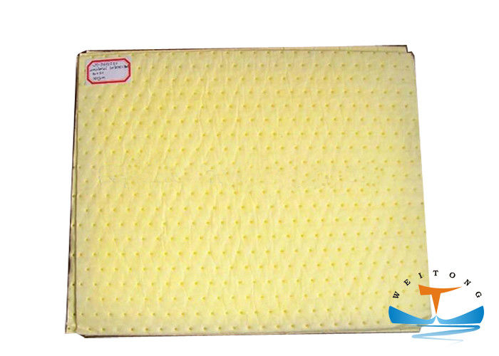 Marine Environmental Protection Chemical Absorbent Hazardous Absorbent Mat