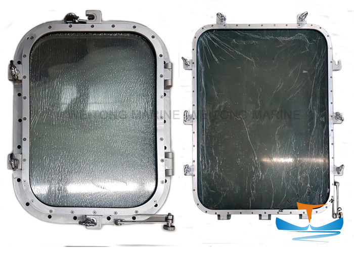 Large Safety Factor Marine Windows For Boats Ocean - Going Vessel Standard Duty